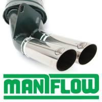 Exhaust Systems - Maniflow