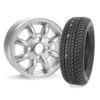 "10"" Wheel & Tyre Packages"