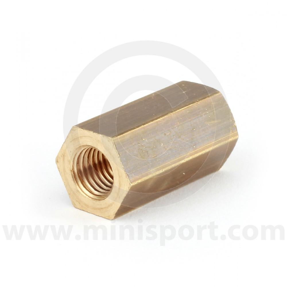 51K1177 - Mini Manifold Brass Nut   Exhaust Manifolds