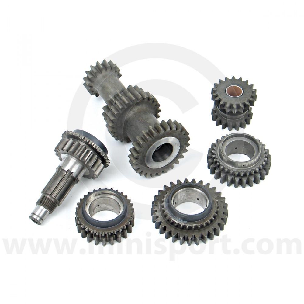 MS4014R - Mini Straight Cut Gear Kit | Gearbox | minisport