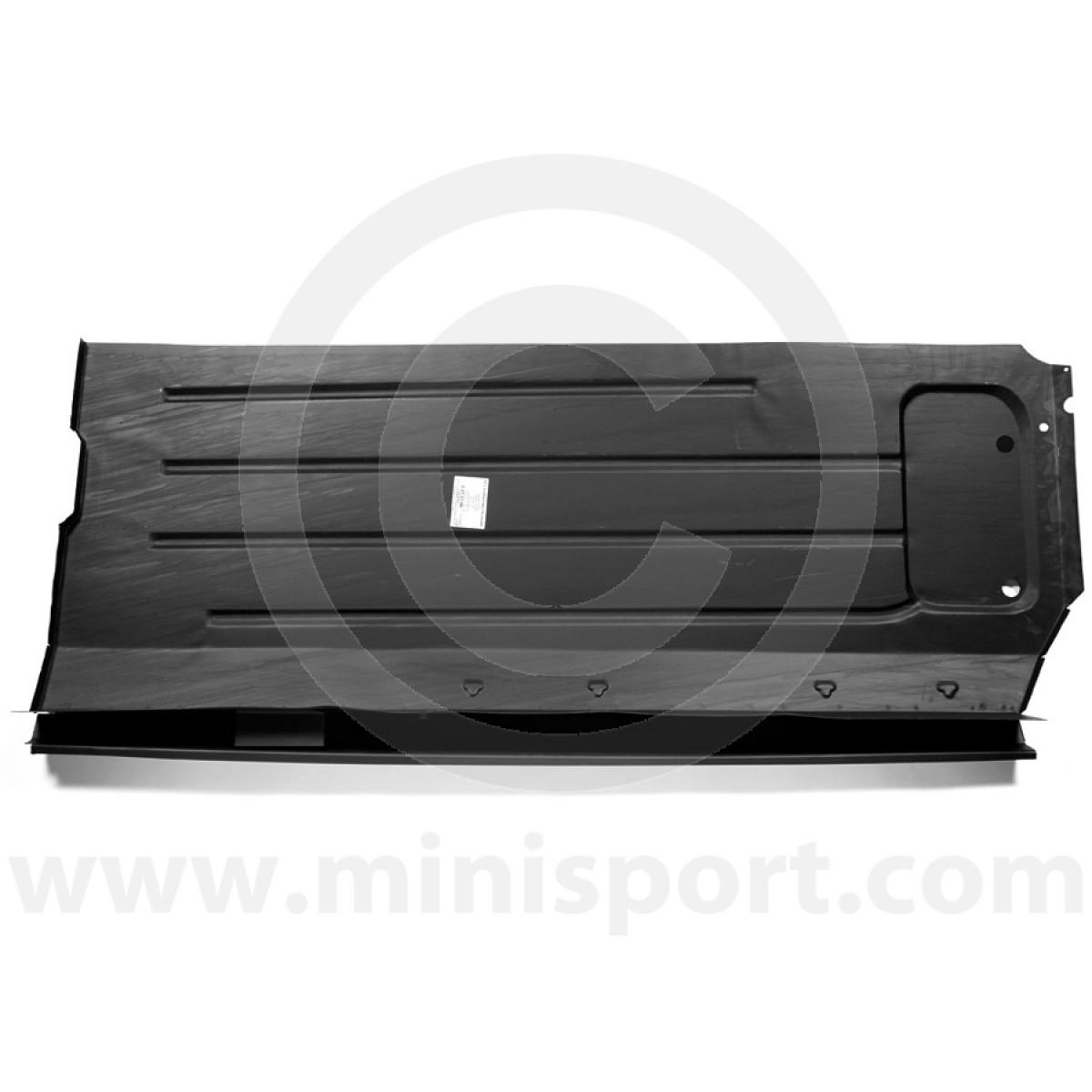 40 13 75 4 Mini Floor Panel Body Panels Minisportcom Mini Sport