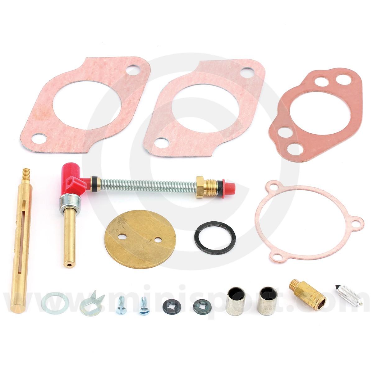Crk251 Mini Carb Rebuild Kit Su Carburettor Wiring Harness Overhaul More Views