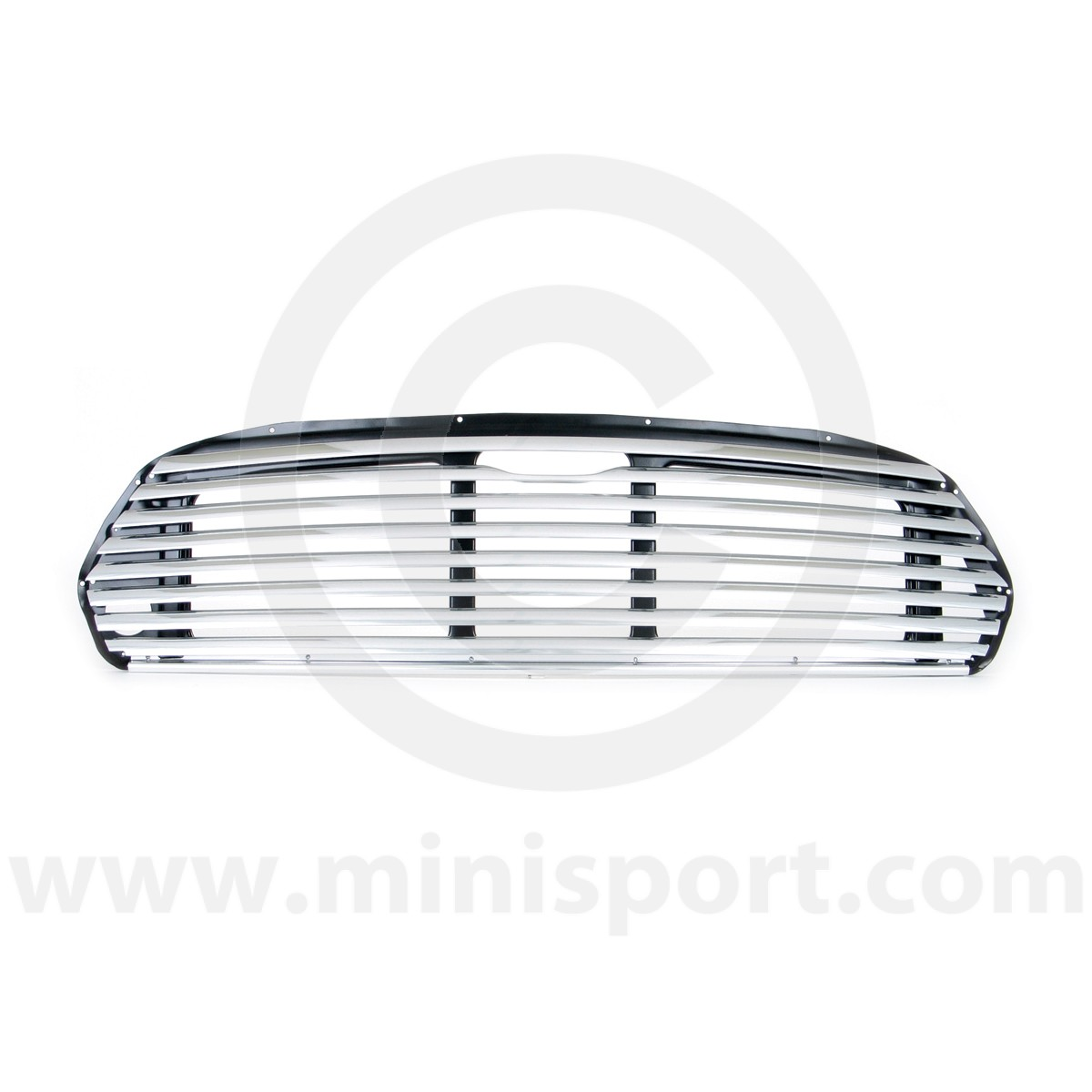 Dhb10151mmm Cooper 8 Bar Grille Mini 1275 Gt With Alternator And Rocker Type Switches Dhb10151 External Release Ala6668