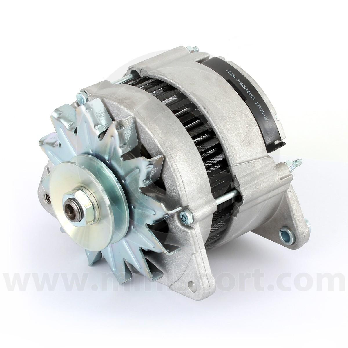 Gxe2276 High Output Alternator Classic Mini Alternators Sport Lucas Wiring Diagram For Mg 70 Amp