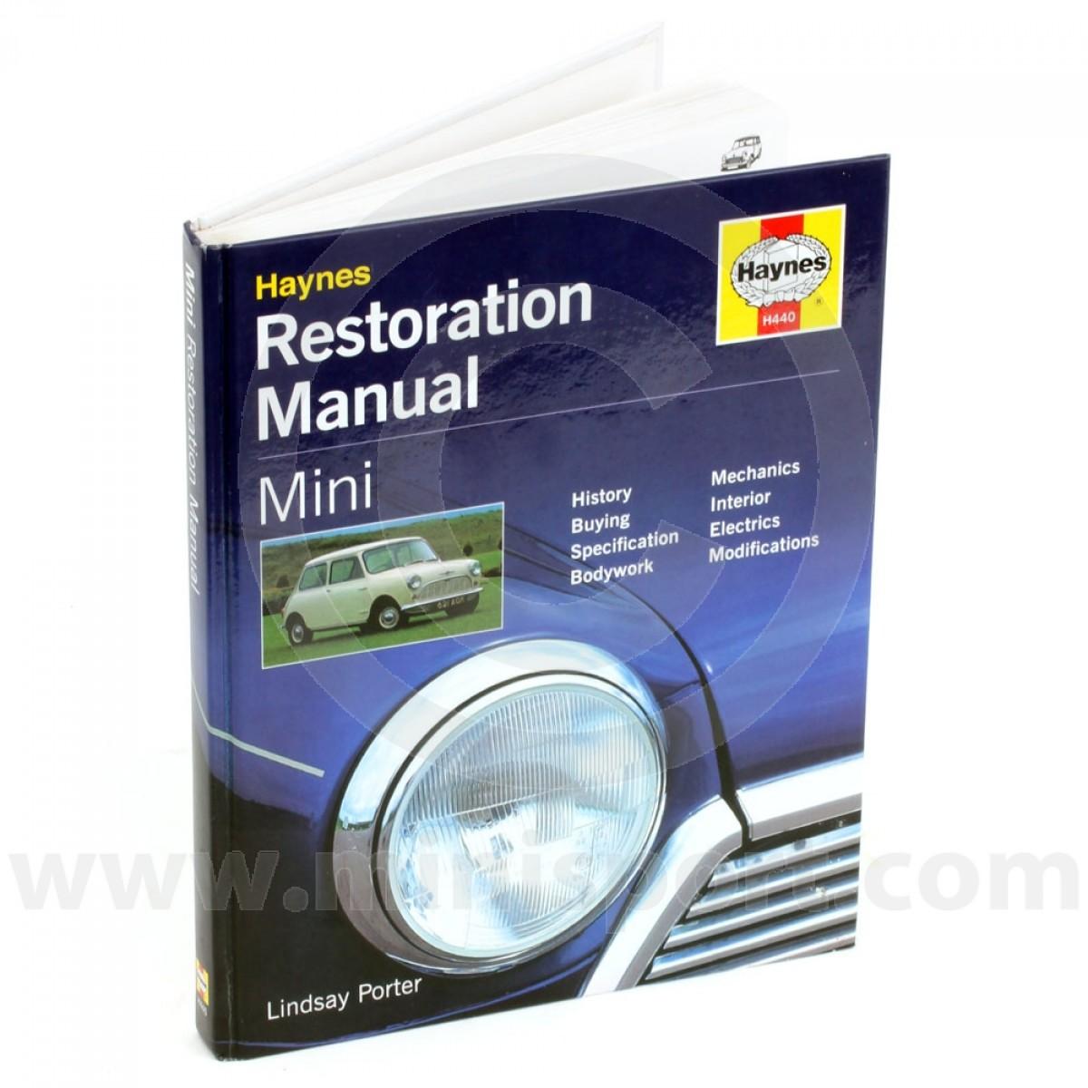 Haynes: Mini Restoration Manual
