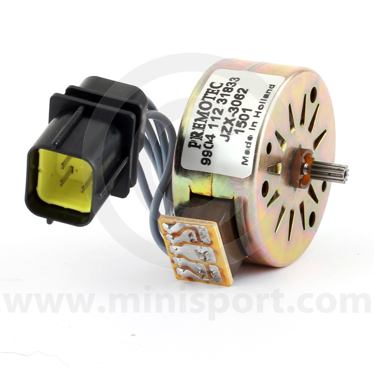 JZX3062 Mini SPi throttle assembly stepper motor