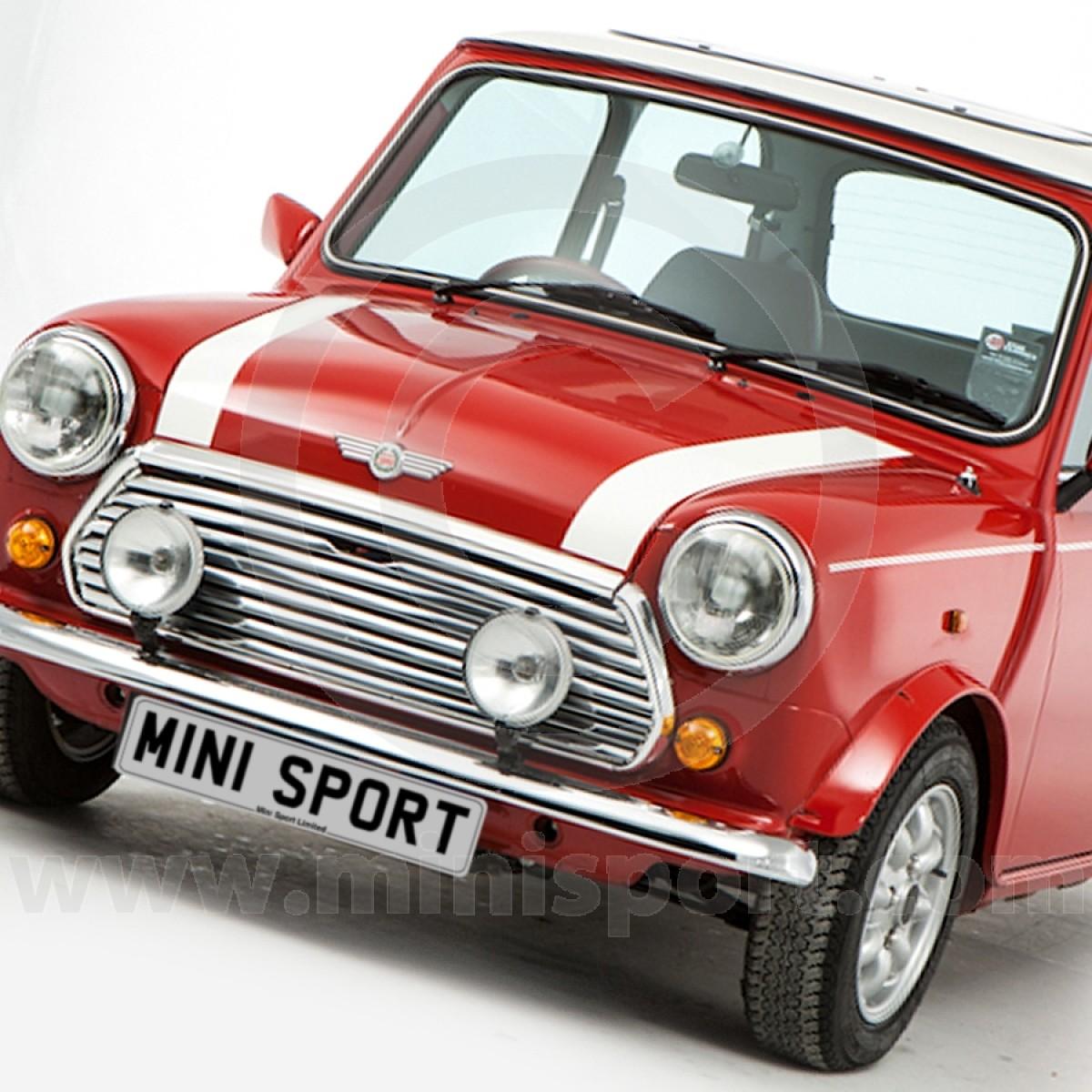Cooper Decals Mini Sport Mini Sport