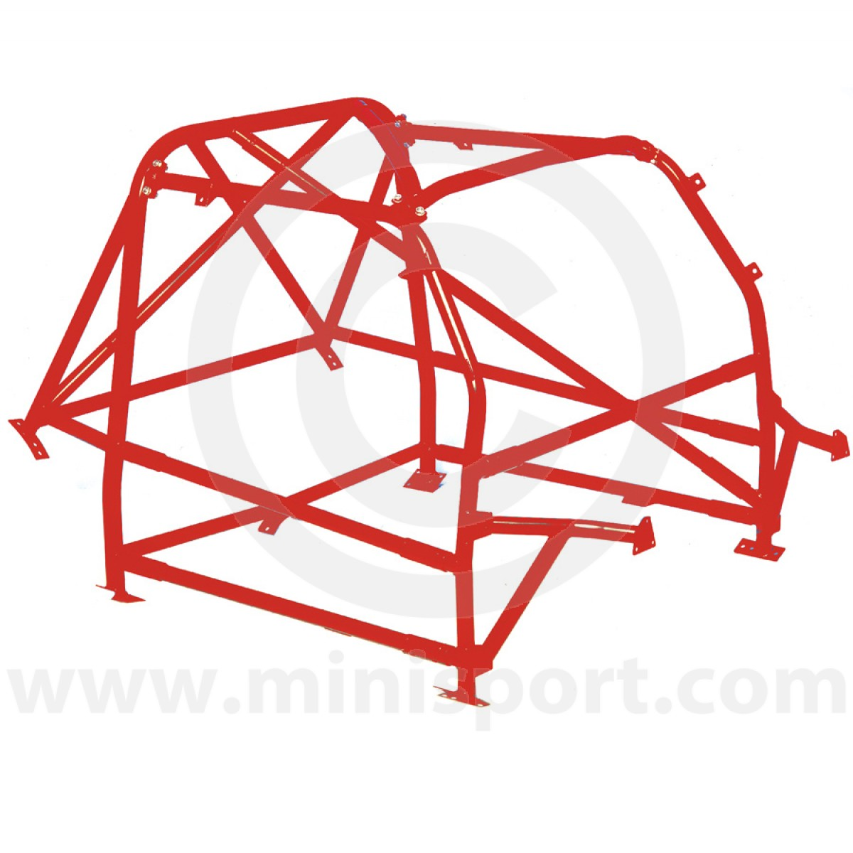 Rbn926ssu Mini Weld In Roll Cage Safety Devices 1275 Gt With Alternator And Rocker Type Switches Ms0906 Multi Point Bolt