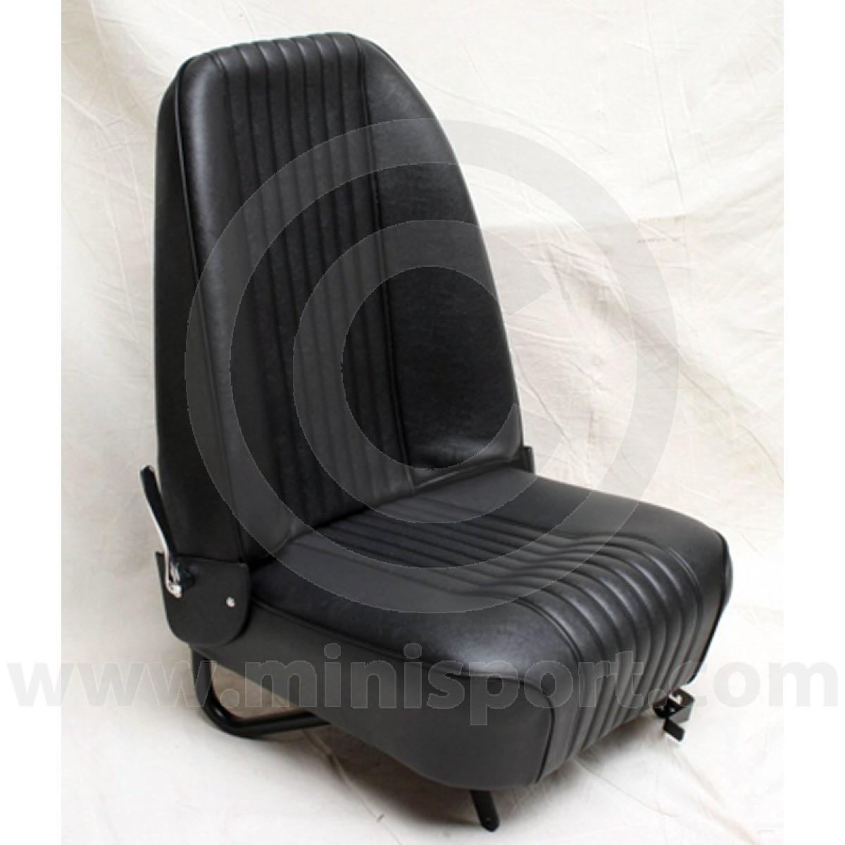 S3049 Mini Cooper Reclining Seat Interior Trim Front Wiring Diagram Mk2 67 70 Replica Rh