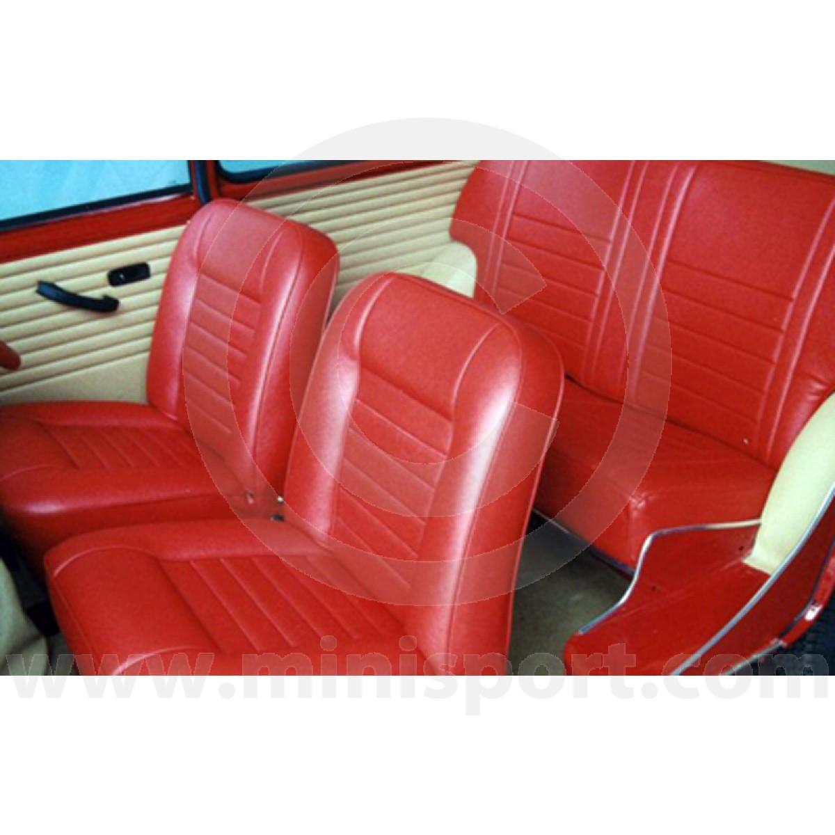 Sc3270 Mini Seat Covers Interior Trim Sport Mk1 Golf Starter Motor Wiring Diagram Front Rear Cover Kit Saloons 1973 75
