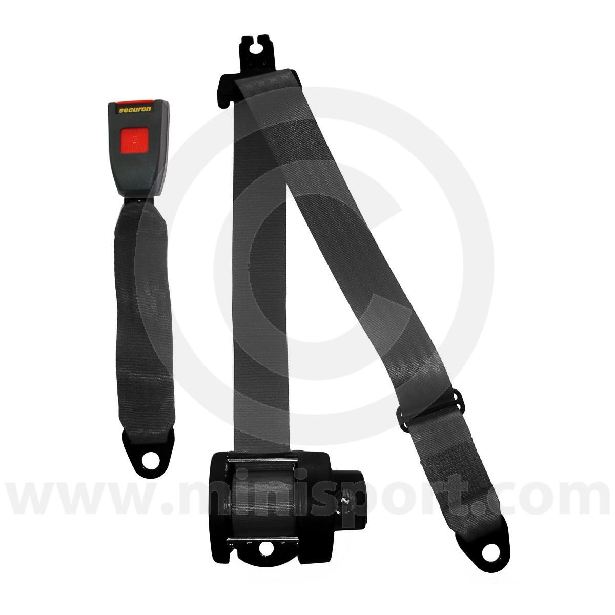 SEC254 - Mini Seat Belt | Interior Trim | minisport com Mini Sport