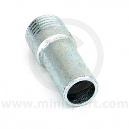 12A2075 Cylinder head water bypass adaptor tube for fitment of the (GZA2086) bypass hose kit.