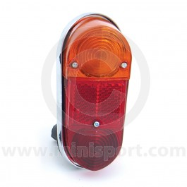 Mk1 Rear Lamp Assembly - Right Side