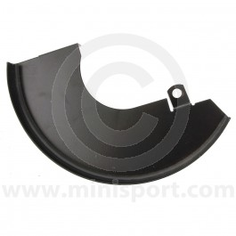 """21A2614 Right side lower brake disc shield for Mini models 1984 to 2001 fitted with the 8.4"""" brake discs (GDB90806)"""