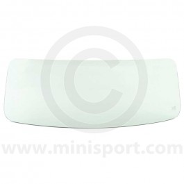 24A2236 Clear glass, laminated Mini front windscreen.