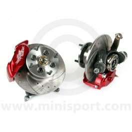 "8.4"" Alloy 4 Pot Disc Brake Assembly"