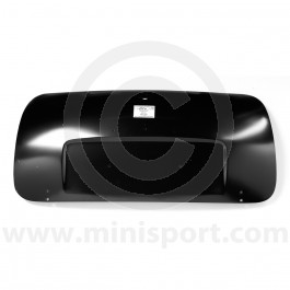 Boot Lid - Steel - Boot Lid Enclosed Frame