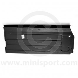 Front to Rear Floor Panel - inc inner sill - LH - 1976-2001