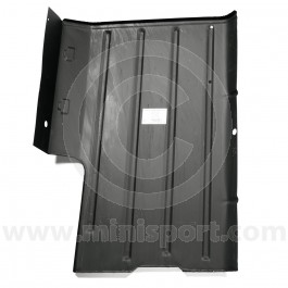 Floor Panel Rear - LH - all models