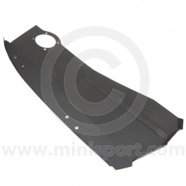 A Post Hinge Panel Inc Inner Wing Rear Edge LH - Mk3 1970-2001