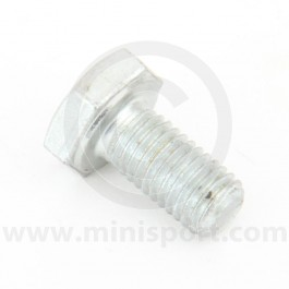 """Classic Mini Bolt 1/4"""" x 1/2"""" long - Front Bearer Plate to mains A+"""