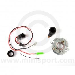 ACSKIT8 Mini Electronic Ignition - LUCAS 59D4 distributor