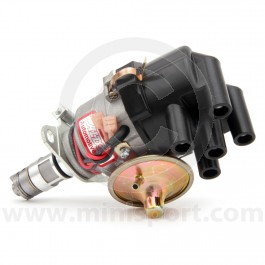 Classic Mini fast road distributor with ignitor - Yellow (25D/45D)