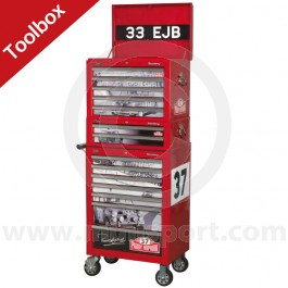 APPHSTACK01 Sealey Tool Chest Paddy Hopkirk Mini 33EJB