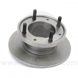 "BTA193 Mini Cooper 997/998 standard 7"" front brake disc"