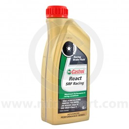 Castrol SRF Racing Brake Fluid for Classic Mini - 1Ltr