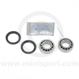 GHK1018 Mini drum brake front wheel bearing kit 1959-1984