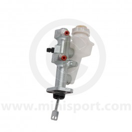 GMC167 Mini Brake Master Cylinder - Square Reservoir for split diagonal