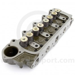 HED998CPRRECON Cooper 998cc A series cylinder head, fully reconditioned to original specifications by Mini Sport Ltd, ready to fit to your Mini engine.