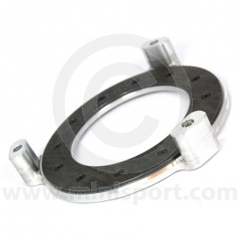 KAD1011220 KAD alloy race Mini flywheel backplate