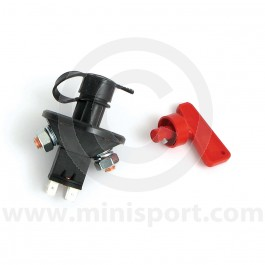 Battery Cut-off Switch - FIA Approved