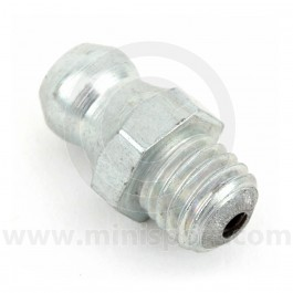 "LN10051 Straight grease nipple - 1/4"" unf"