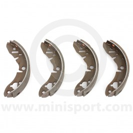 Mini Brake Shoe set Mintex Rally/Race - Rear