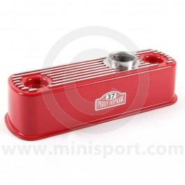 Paddy Hopkirk Red Alloy Rocker Cover
