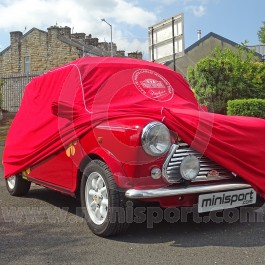Paddy Hopkirk Mini Car Cover with Mirror Pockets