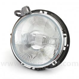 Complete Mini Headlight Assembly (RHD)