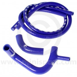 Samco Silicone Hose Kit - Clubman 1098 - Blue