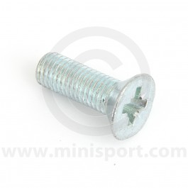 """SF604061 Countersunk Screw - 1/4""""UNF x 5/8"""" suitable for Mini door hinges, striker plates and Cooper S Drive flanges"""
