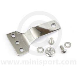 Mini polished stainless steel Horn bracket