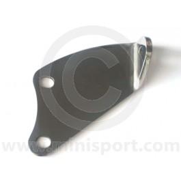 SMB155 Alternator mounting bracket, stainless steel, for Mini A series type alternators.