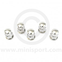 Stainless Steel Cylinder Head Nut Covers