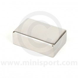 Stainless Steel Lucas Fuse Cover Cap