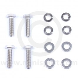Cooling fan fitting kit for Classic Minis