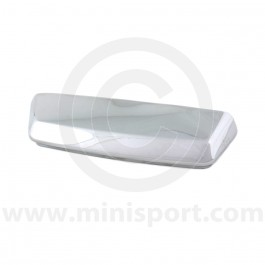 Mk3 Number Plate Lamp Housing - Chrome