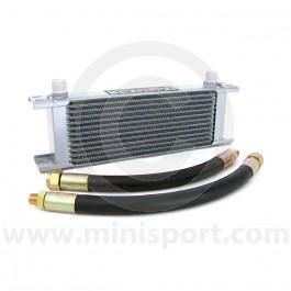 THIMS0900 13 row Oil cooler kit for Mini 1275cc and Mini Cooper s