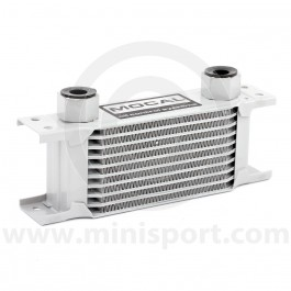 Oil Cooler Element - 10 Row Stack - M18 Female